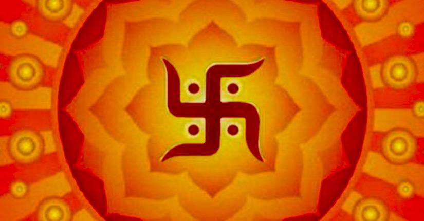 स्वस्तिक की महिमा….ध्यान के लिए पूजाघर और मन की शांति के लिए स्वस्तिक अवश्य बनाए तथा उसके सामने आसन बिछाकर बैठे.