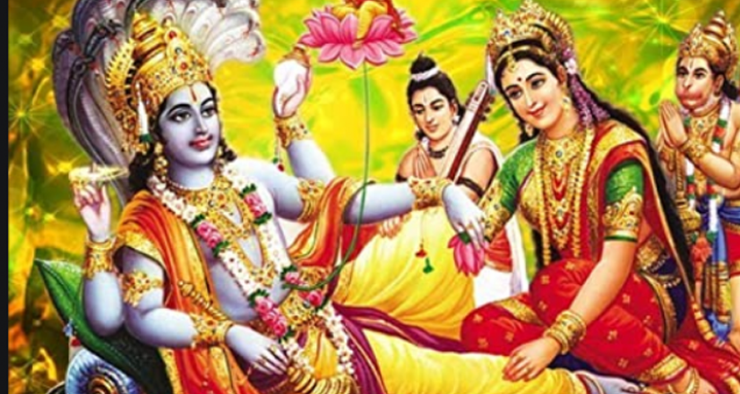 सतयुग में भगवान विष्णु को ध्यान से, त्रेता में यज्ञ से और दवापर में भगवान की पूजा से जो फल मिलता था
