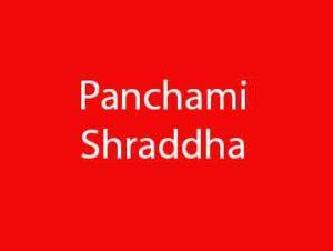 Panchami Shraddha